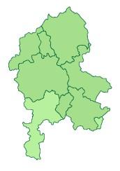 staffordshire ward map