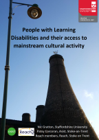 People with Learning Disabilities and their access to mainstream cultural activity